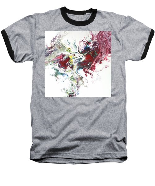 The Breath Of The Crimson Dragon Baseball T-Shirt
