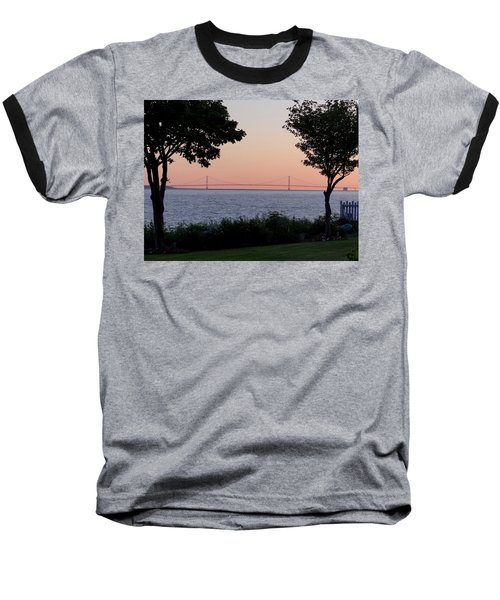 The Bridge From The Island Baseball T-Shirt