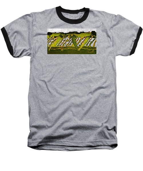 Baseball T-Shirt featuring the photograph The Bridge - Me To You by Tom Cameron