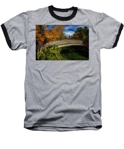 The Bridge To The Garden Baseball T-Shirt