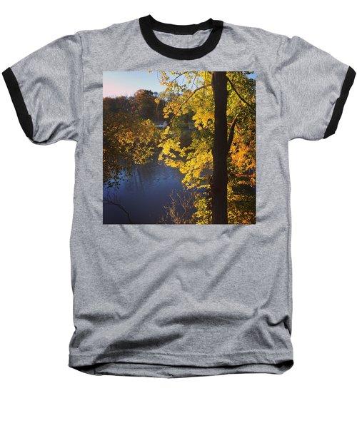 The Brilliance Of Nature Leaves Me Speechless Baseball T-Shirt