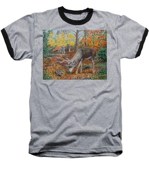 The Buck Stops Here Baseball T-Shirt