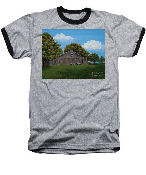 The Buggy Shed Baseball T-Shirt