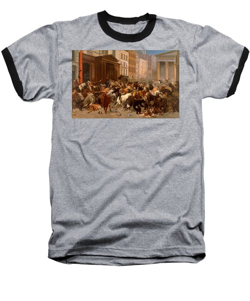 The Bulls And Bears In The Market Baseball T-Shirt