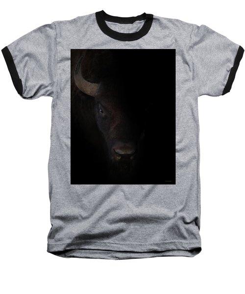 The Bullseye Baseball T-Shirt