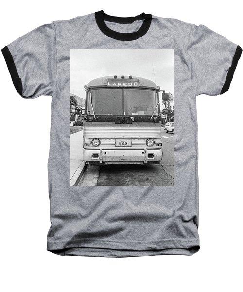 The Bus To Laredo Baseball T-Shirt