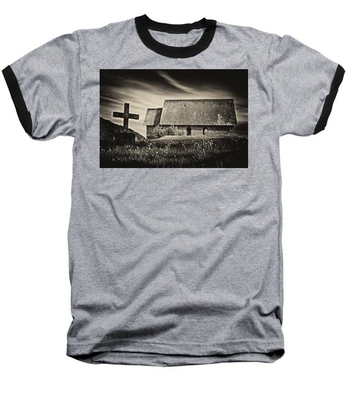 The Butter Church - 365-41 Baseball T-Shirt