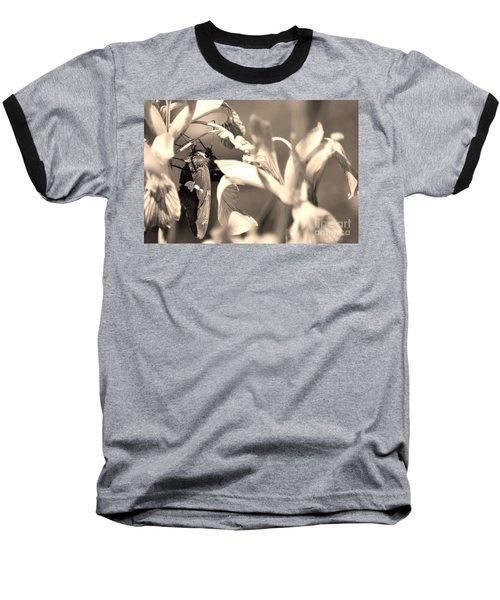 The Butterfly Baseball T-Shirt