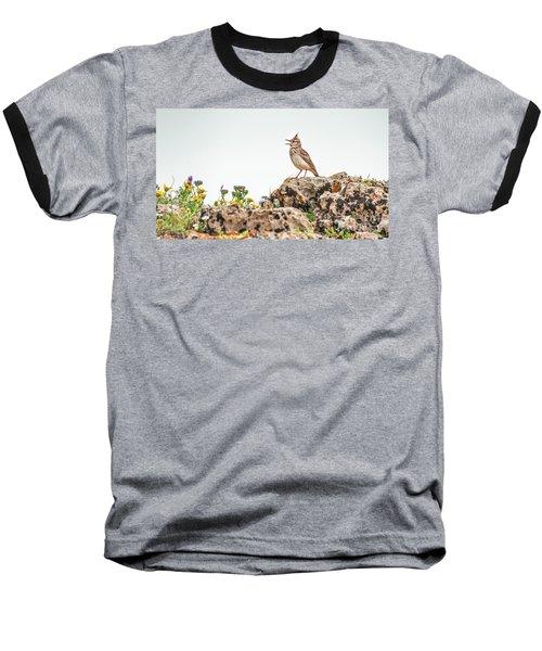 The Call Baseball T-Shirt