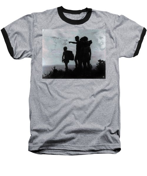 The Call Centennial Cover Image Baseball T-Shirt