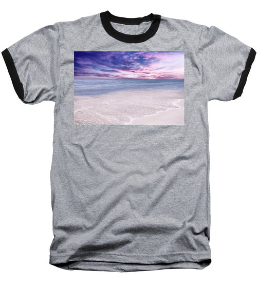 The Calm Before The Storm Baseball T-Shirt