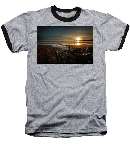 The Calming Bright Light Baseball T-Shirt