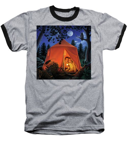The Campout Baseball T-Shirt