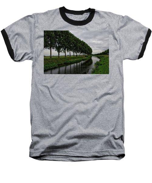 The Canal Baseball T-Shirt