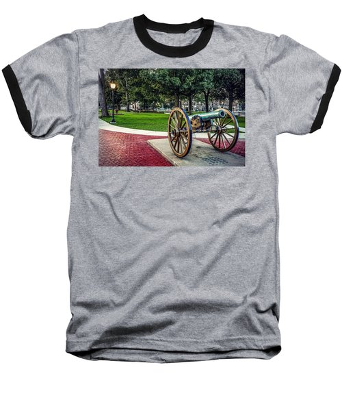 The Cannon In The Park Baseball T-Shirt