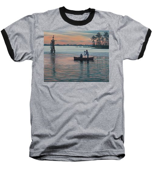 The Canoers Baseball T-Shirt