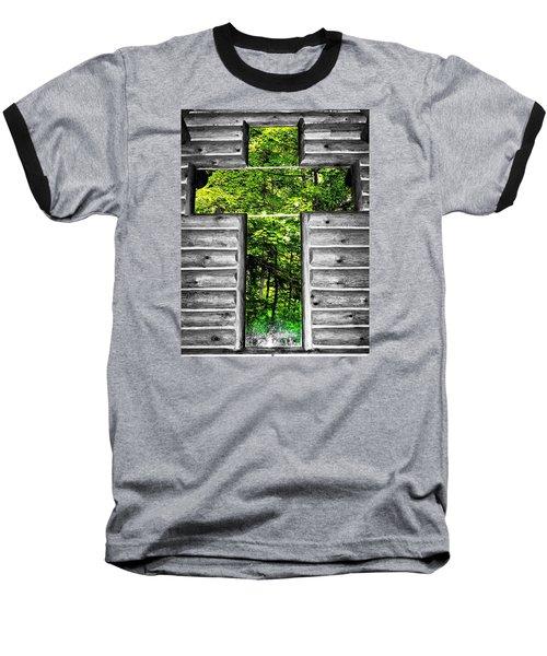 The Carpenters Cross Baseball T-Shirt