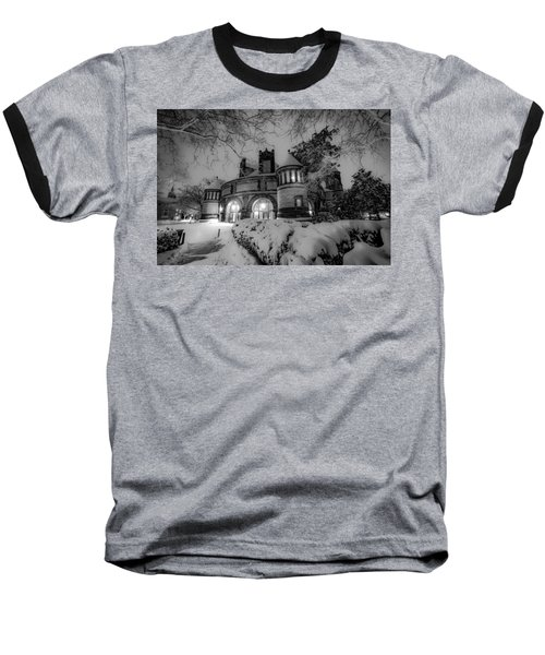 The Castle Baseball T-Shirt