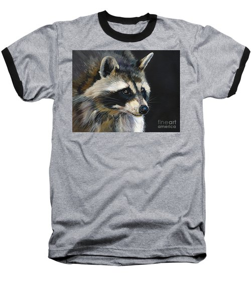 The Cat Food Bandit Baseball T-Shirt