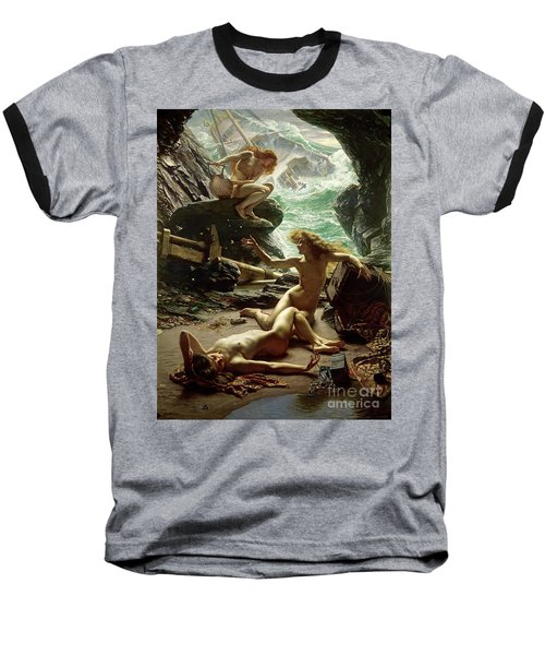 The Cave Of The Storm Nymphs Baseball T-Shirt