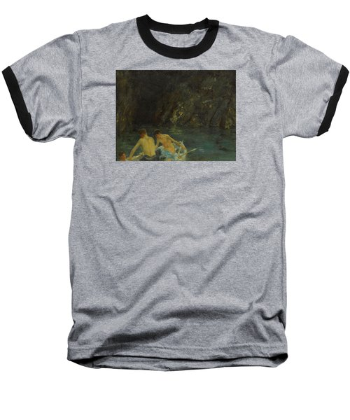The Cavern Baseball T-Shirt