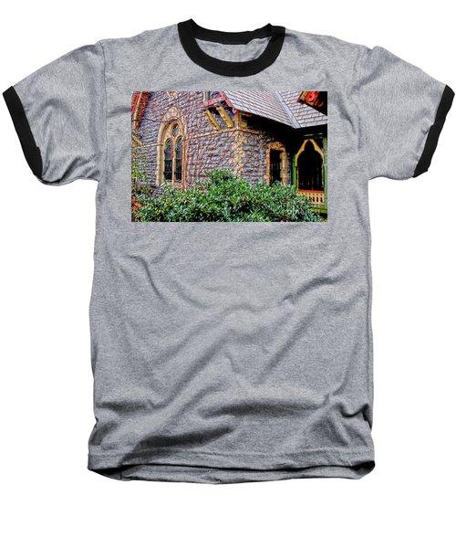 Central Park Dairy Cottage Baseball T-Shirt