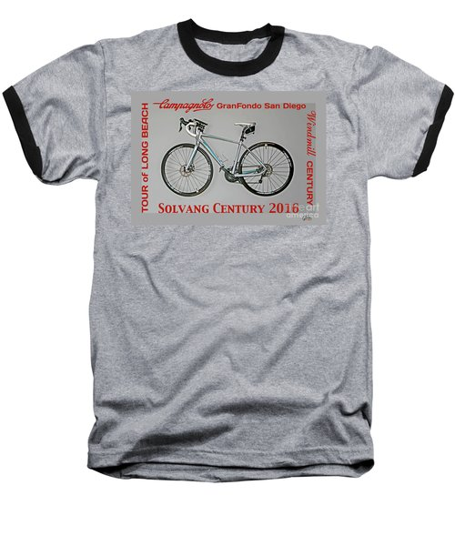 The Century Bicycle Baseball T-Shirt