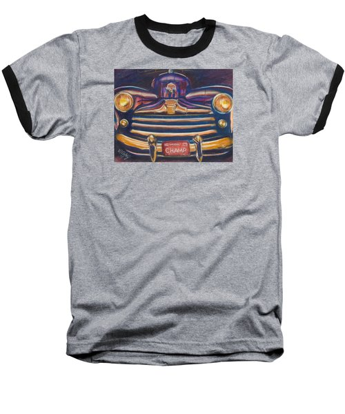 The Champ Baseball T-Shirt