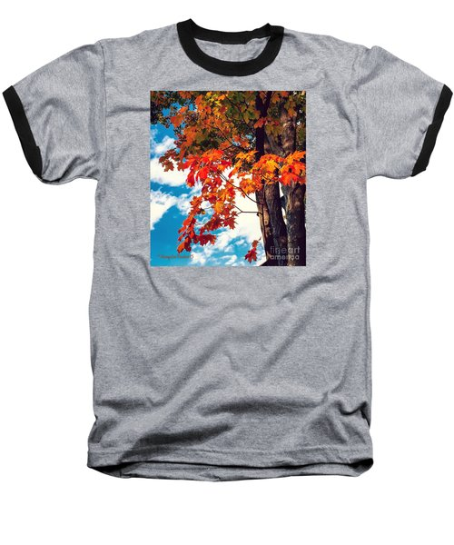 The  Changing  Baseball T-Shirt