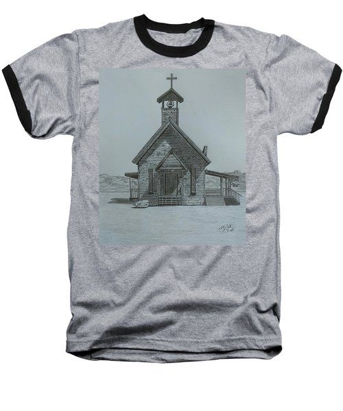 The Chapel  Baseball T-Shirt