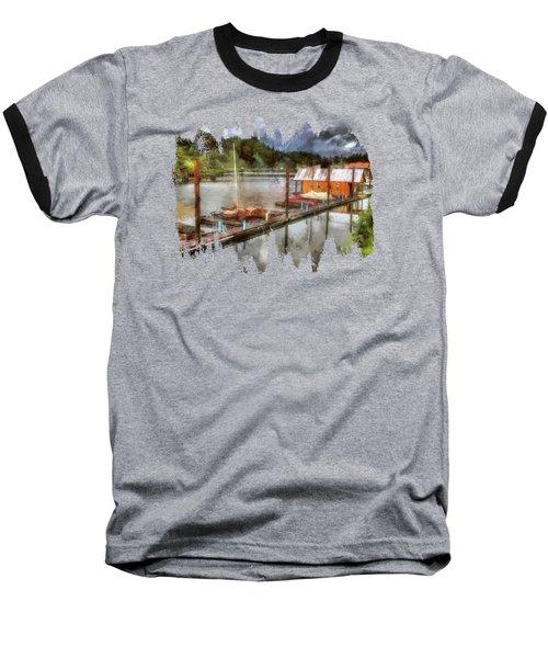 The Charming Port Of Toledo Baseball T-Shirt