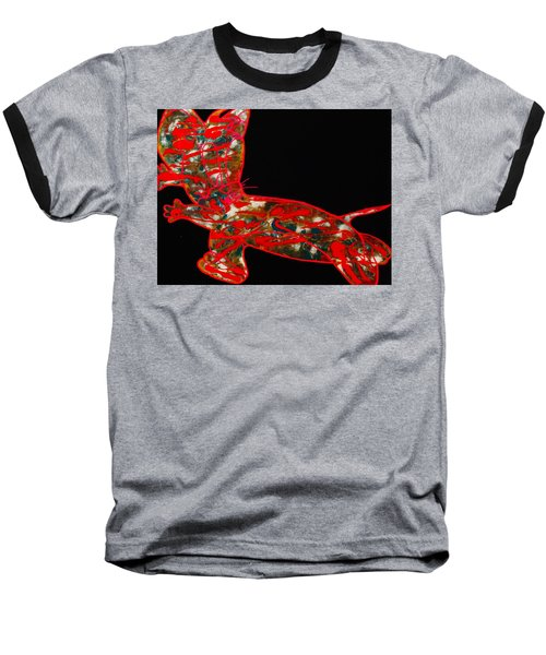 Hidden Messages Baseball T-Shirt