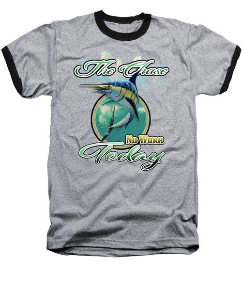 The Chase Logo Baseball T-Shirt