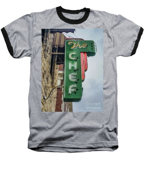 The Chef Baseball T-Shirt
