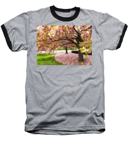 The Cherry Tree Baseball T-Shirt
