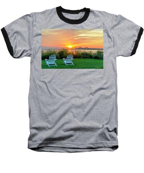 The Chesapeake Baseball T-Shirt by Brian Wallace