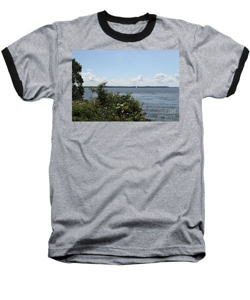 The Chesapeake From Turkey Point Baseball T-Shirt