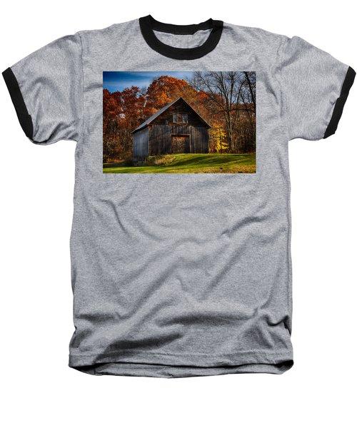 The Chester Farm Baseball T-Shirt by Tricia Marchlik