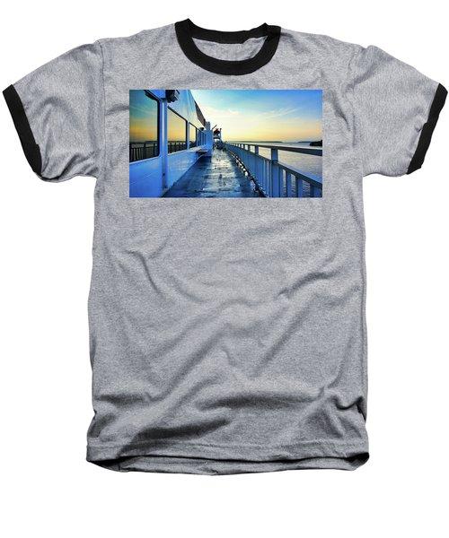 The Chi-cheemaun Baseball T-Shirt