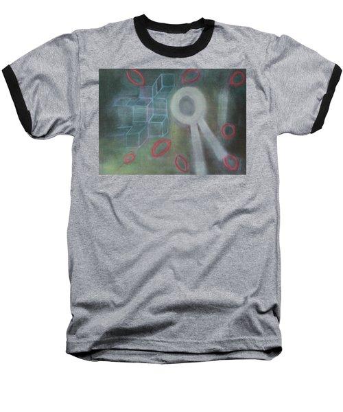 The Childish In One's Heart Baseball T-Shirt