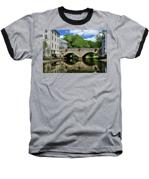 The Choate Bridge Baseball T-Shirt