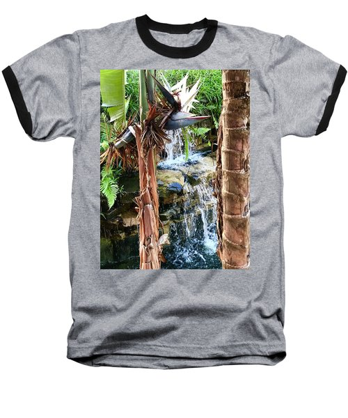 Baseball T-Shirt featuring the photograph The Choice For Life by Kicking Bear Productions