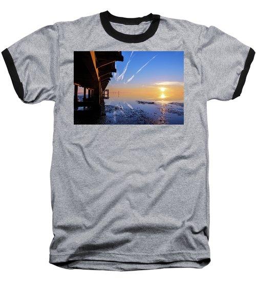 The Chosen Baseball T-Shirt by Thierry Bouriat