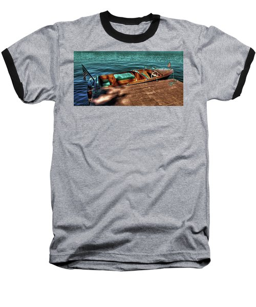 The Chris Craft Continental - 1958 Baseball T-Shirt
