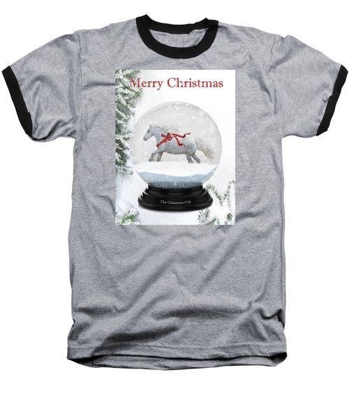 The Christmas Cob Baseball T-Shirt