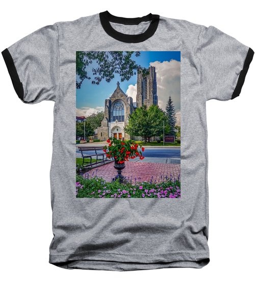 The Church In Summer Baseball T-Shirt