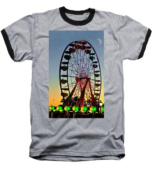 The Circle Game Baseball T-Shirt