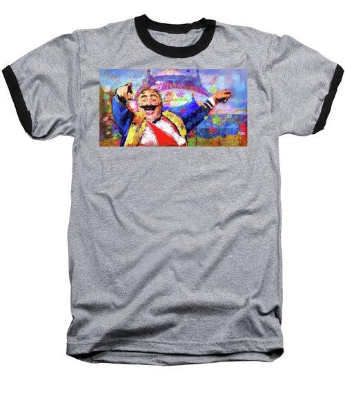 The Circus Baseball T-Shirt