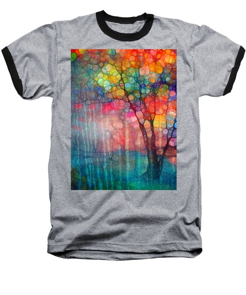 The Circus Tree Baseball T-Shirt