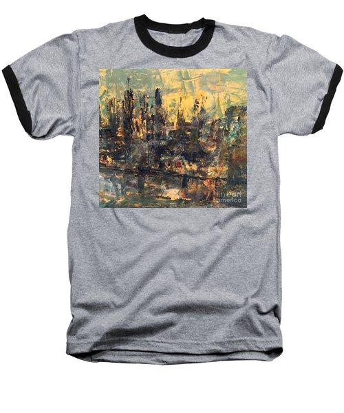 The City Baseball T-Shirt by Nancy Kane Chapman
